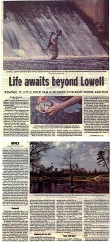 Life Awaits Beyond Lowell