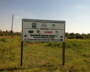 E&E: Future of Conservation?: RS Katy Prairie Bank Nation's Leading Commercial Mitigation Project