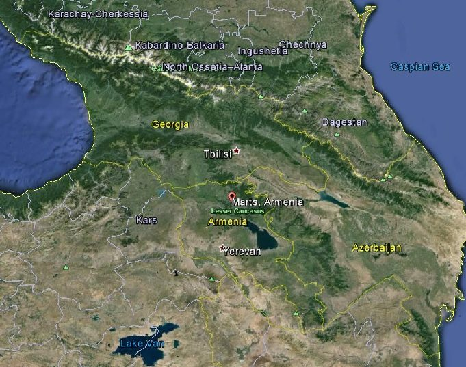 Even in Armenia, Environmentalists take on Hydroelectric Schemes