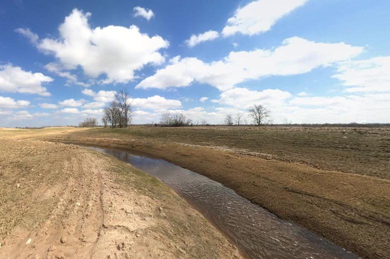 Restoration of Warren Creek on the Katy Prairie, Texas
