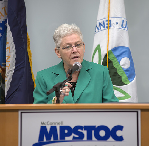 gina mccarthy epa water quality trading conf