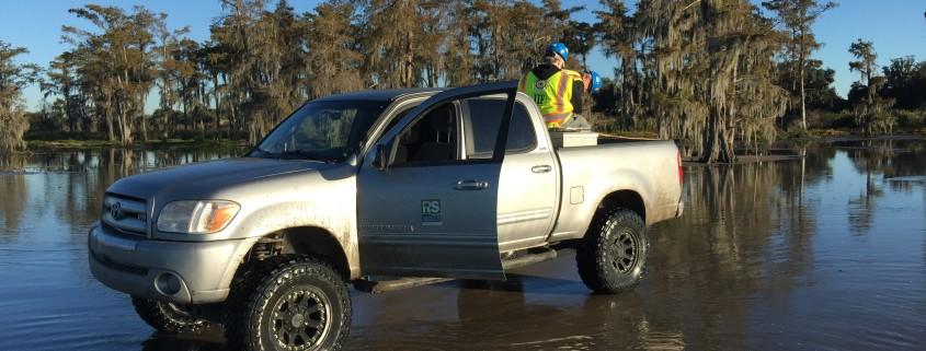 247 acres of inch-deep water