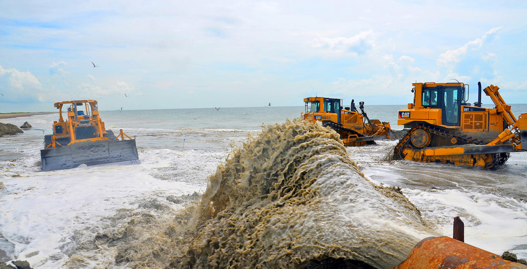 Baton Rouge Business Report: Why are Louisiana coastal restoration projects being bogged down?