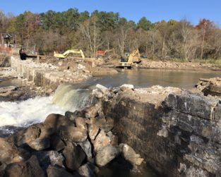 River Advocates Celebrate Dam Removal: Coastal Review Online